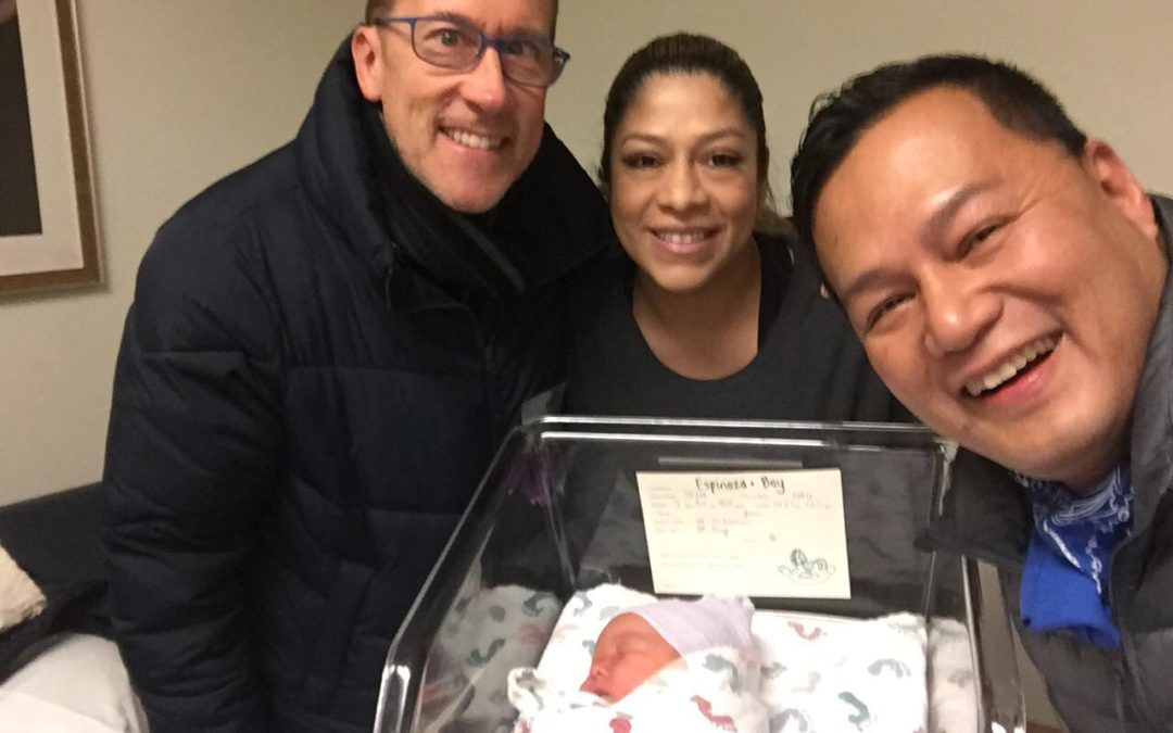 Gay Dads from Hong Kong Welcome Baby Boy via Surrogacy